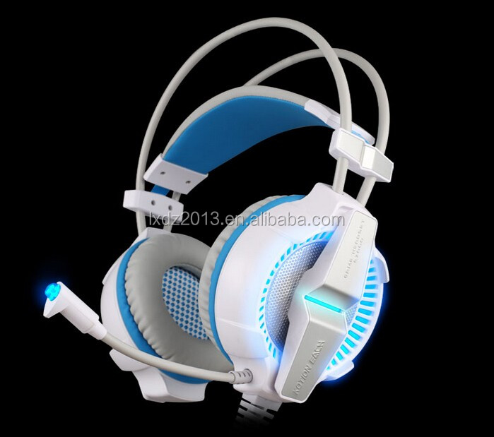 Internet cafe Durable Anti-violence Headphone pc headphone with microphone aviation headset
