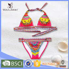 Sexy Weekly Mini Micro Bikini Young Girl Swimsuit G-String Bikini