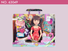 2017 hot Ginni doll 18 inch dolls american girl doll baby toys