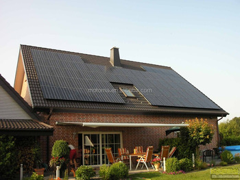 Isolated Solar power for home use Off grid solar system 1KW To 20KW Instead of Diesel generator