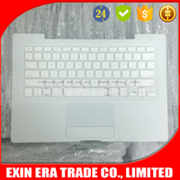 "New For Apple Macbook 13.3"" A1181 Keyboard UK/US With C Cover White"