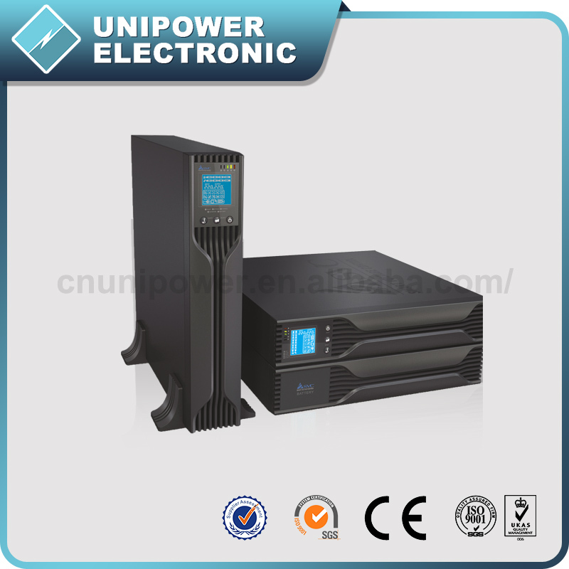 Top Quality No Break Inline 10Kva Heavy Duty UPS