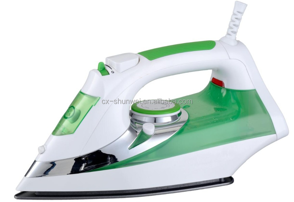 SW-7101 new design promotion plastic full function steam iron
