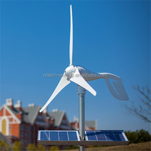 Wind power generation for home use, CE/ROSH/ISO9001 approval.
