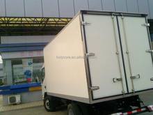 insulated truck body/freezer box /cargo box truck van box body panels dry freight truck body mini truck