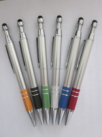 OEM Promotional advertising logo plastic gift ball pen