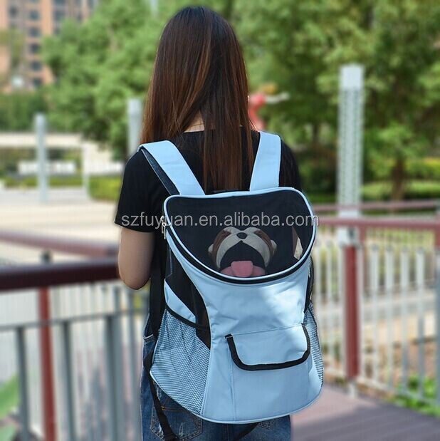 2017 new arrive Pet carry bags dog backpack out portable pet bag outdoor package cats backpack dog bag cage
