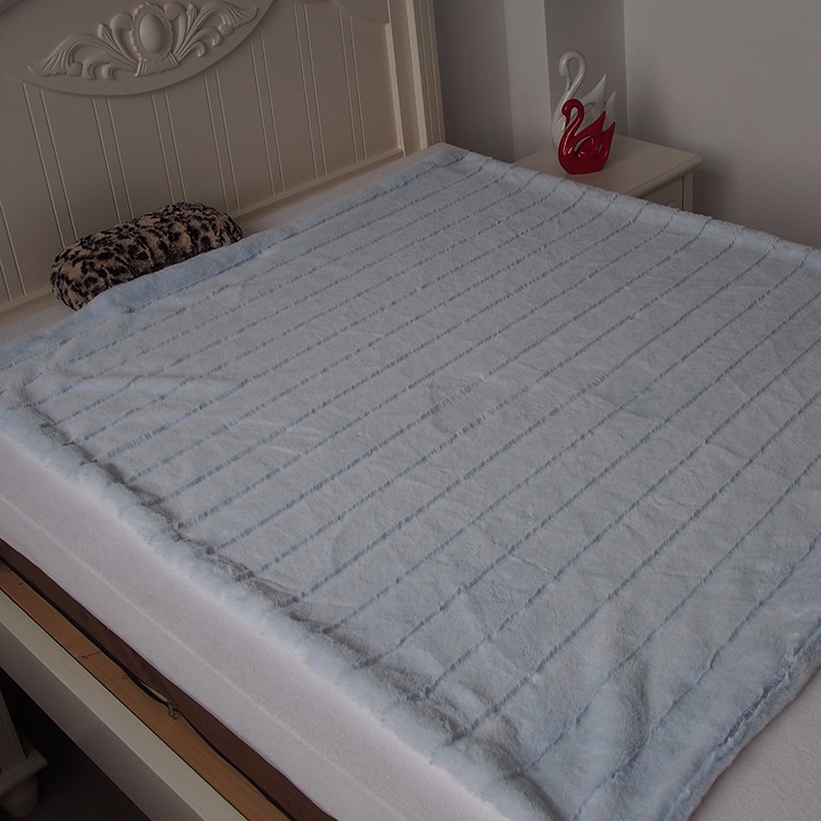 custom water absorbing mink blanket
