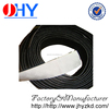 New black durable sticky self adhesive hooks loops tapes