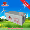 Best solar battery price in 2514,deep cycle solar battery for on/off grid solar power system 12V 250Ah