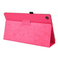 New coming leather stand smart back cover case for fire hd 10 tablet case