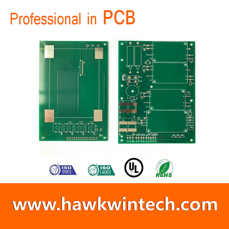 Inverter PCB Board Multi-6 Layers PCB BGA Printed Circuit Board Assembly Components
