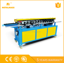 T-12 High speed Duct corner TDF Flange forming machine