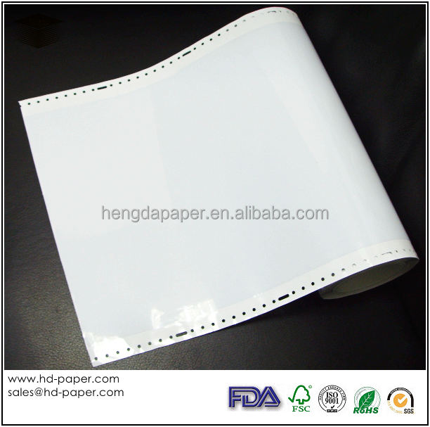 Clear PVC Static Cling Sticker