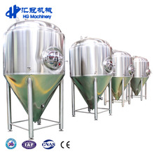 Competitive Price Dimple Jacket Beer Pressure Tank 2000l Fermentation Tanks