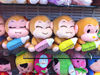 HI CE Hot sale monkey high quality lovely mini plush toys for kids