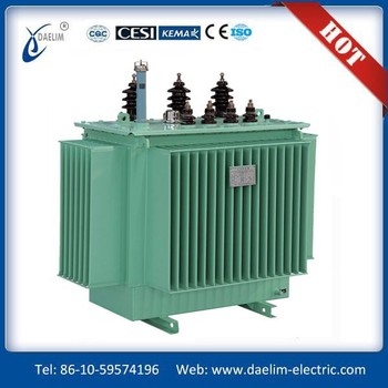 S11-MR series 10.5kv 800kva Three-phase Full-sealed ONTC Distribution Transformer