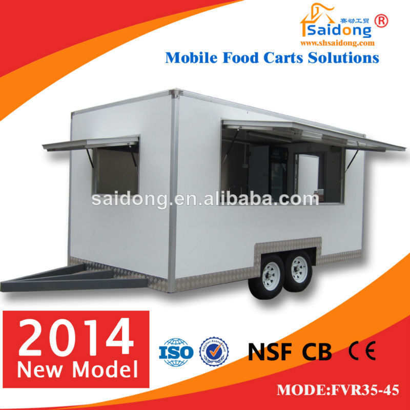 Widely Used widely applications mobile canteen vans for ice cream