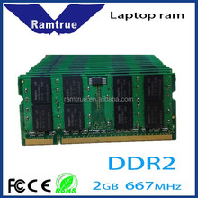 Cheap laptop RAM DDR2 DDR1 1GB 2GB
