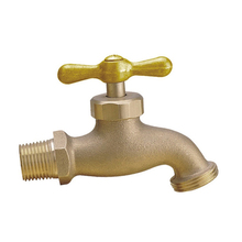 Super Grade Hot Sales Lock Brass In Chinese Markets High Water Tap Good Quality Washing Bibcock