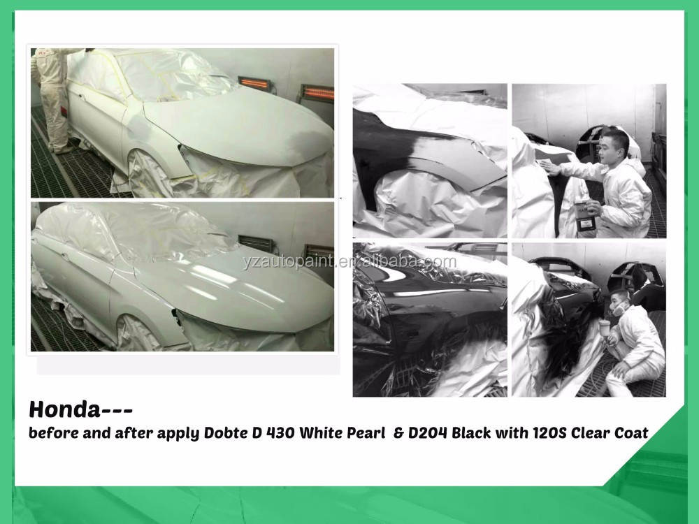 Transparent Clear Coating for Auto/Automotive/Car Refinish