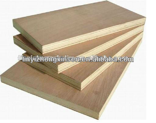 plywood double bed designs