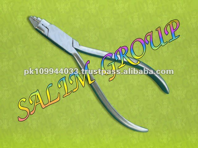 Pliers Young 13 cm Dental instrments 15 pcs