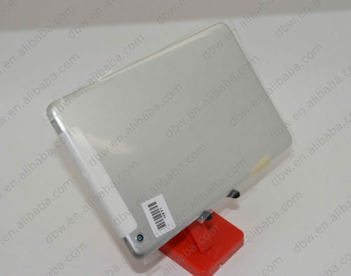 Factory price for ipad MINI 2 back cover housing replacement