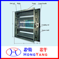 Low-leakage Manual Air Damper