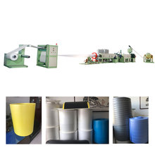 Plastic Disposable Container Making Machine/Ps Extruder