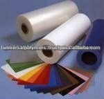 Hand & Machine Grade Plastic Film