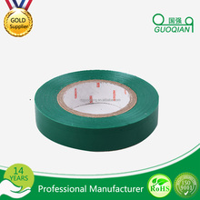 Green PVC Insulation Tape PVC Tape Jumbo Roll In Adhesive