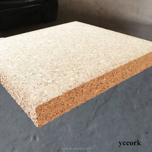 eco-friendly cork board/corkboard, soft cork board for pin board