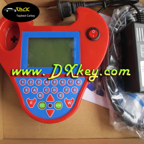 High quality Super Mini Type Smart Zed-Bull Key Programmer zed full key programmer