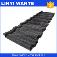 S.Africa building material stone coated metal roof tile