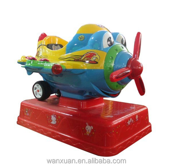 Attractive amusement equipment rides kiddy rids for sale