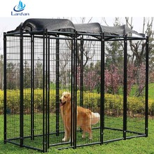 Professional factory wholesale welded wire mesh high quality dog kennel