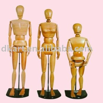 Human Size Art Supplier mannequins