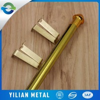 Chinese Manufacturer supply Thick curtain rail Rome bar Mute curtain rod Tapestry rod