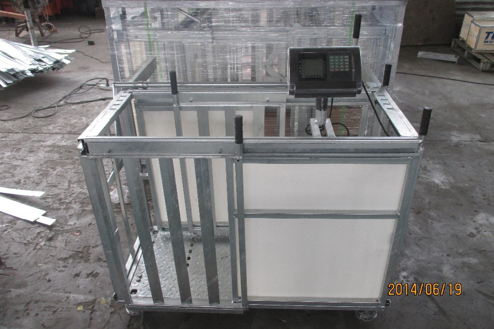 Heavy Duty Sheep Weighing Crate for Sale