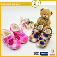 2015 high quality low price of the new born the warmest winter baby boots of 0-8mos