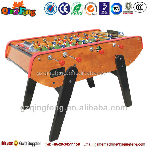 Qingfeng electronic arcade indoor 5 in 1 multi game table