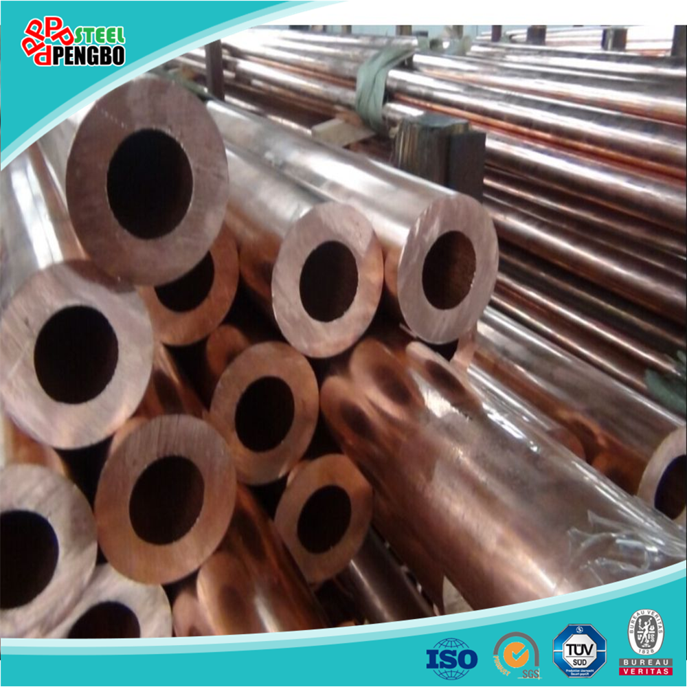 wholesale high pressure thick walled copper tube
