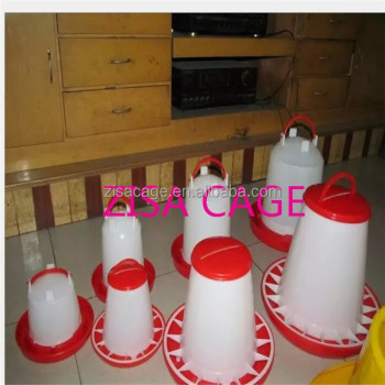1L -10L plastic chicken feeders for poultry farm