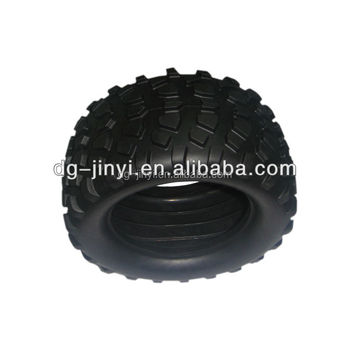 New model toy rubber tires wholesale black rubber tires for toy pedal cars