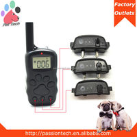 Pet-Tech X-600B best innotek dog training collars with remote for 3 dogs