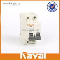 High quality C45 1P,2P,3P,4P miniature circuit breaker 100 amp 2 amp mcb