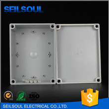 CE Outdoors IP65 Waterproof Terminal Junction Box PVC ABS Plastic Sealed Electrical Junction Boxs