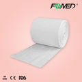 Professional supplier of medical absorbent gauze rolls with different packing ways
