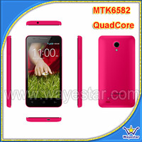 Made in China W918 Phone 4.5'' MT6582M Telefon